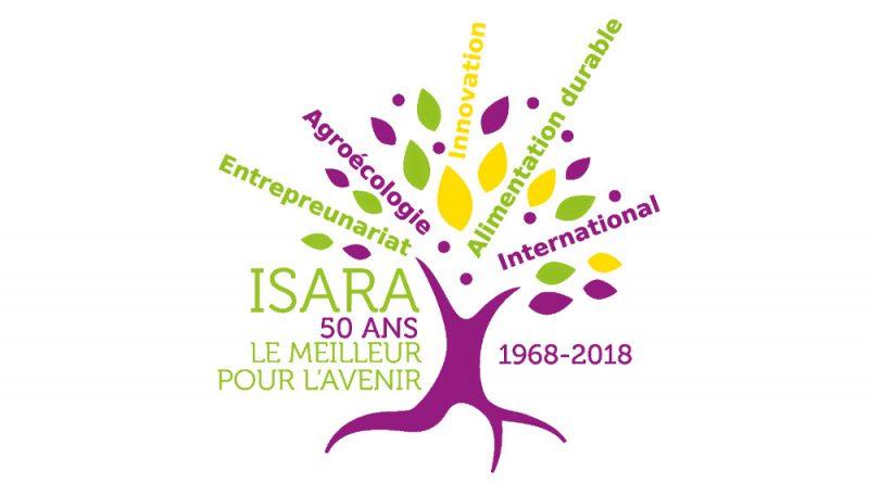 50 ans de l'ISARA arbre et mots clés