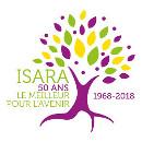 logo 50 ans ISARA