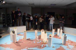 50 ans ISARA, pavillon international