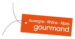 Logo Auvergne-Rhone-Alpes Gourmand