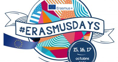 Isara celebrates Erasmus Days