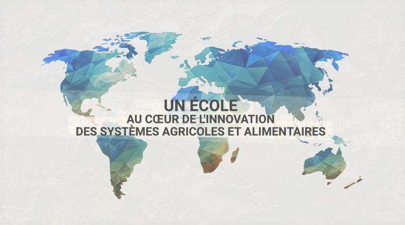 Isara, une école au coeur de l'innovation des systèmes agricoles et alimentaires