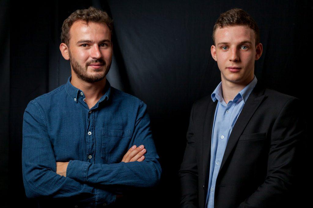 Olivier et Gabriel - Skyr